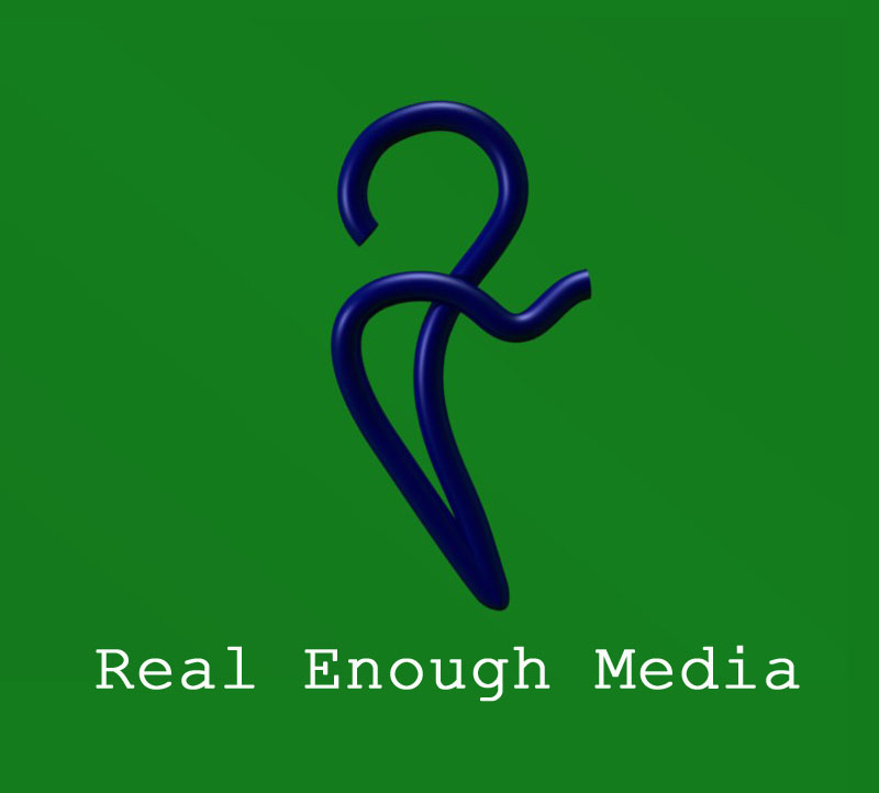 Real enough logo